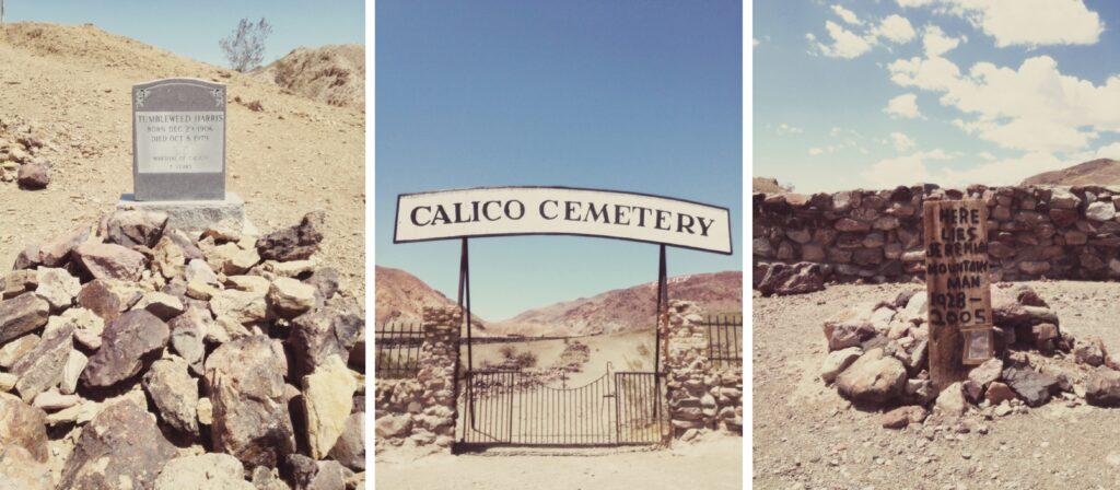 Calico Cemetary