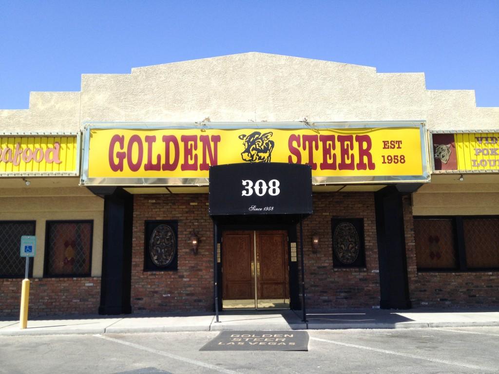 The Golden Steer