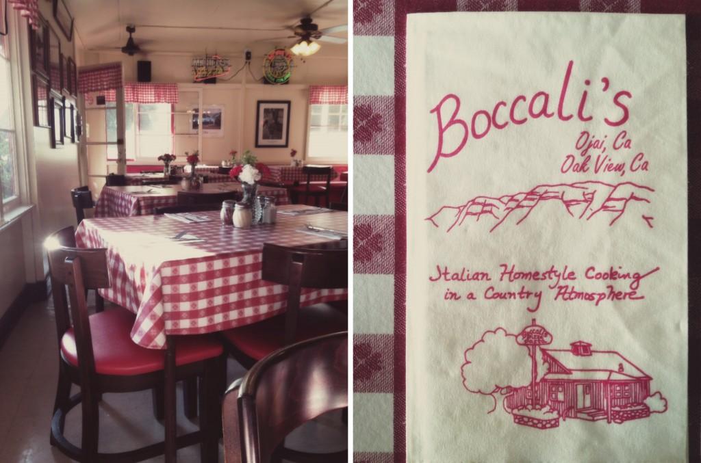 Boccalis Restaurant Ojai