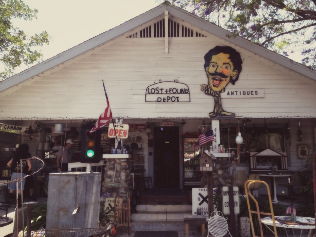 Lost and Found Antiques