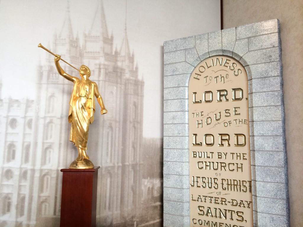 Mormon Temple Visitors Center