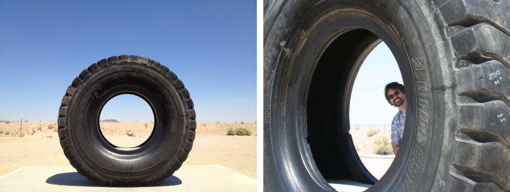 Boron Tire