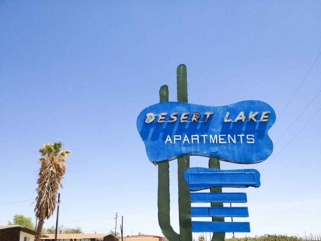Desert Lake Apartments