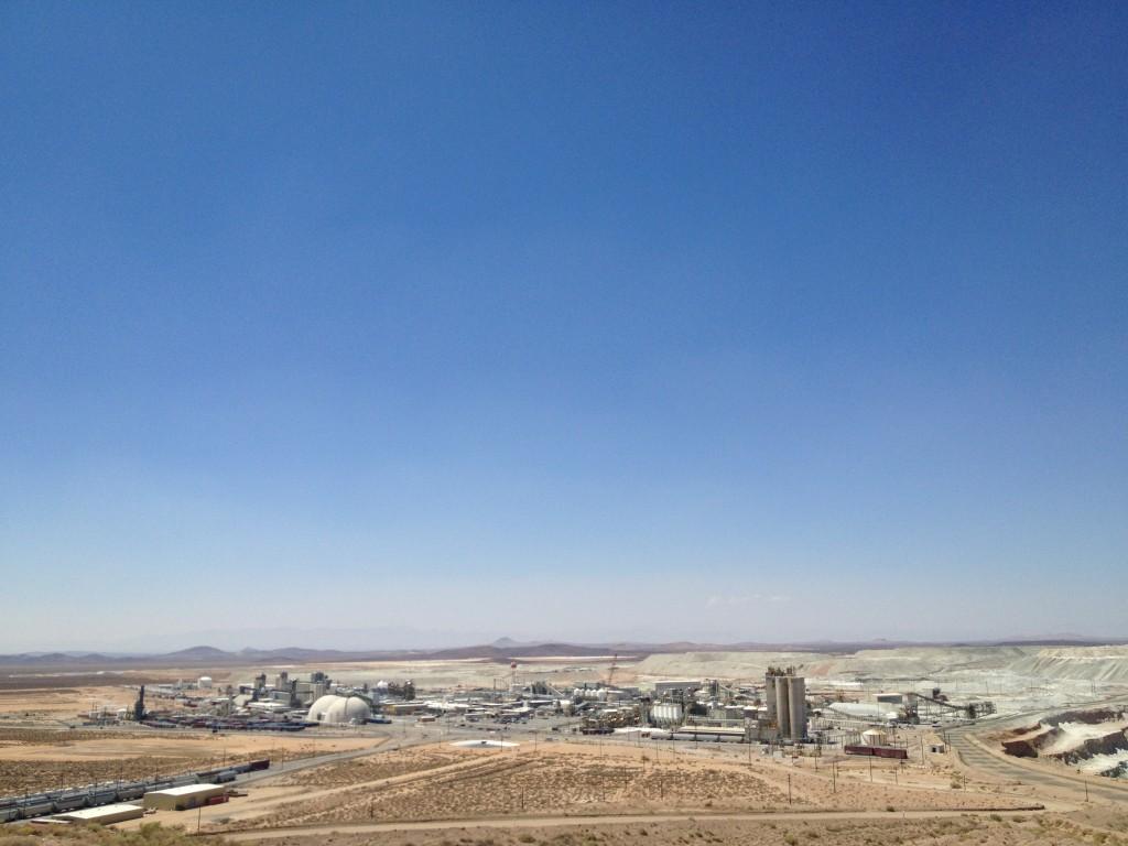 Boron Borax Mine
