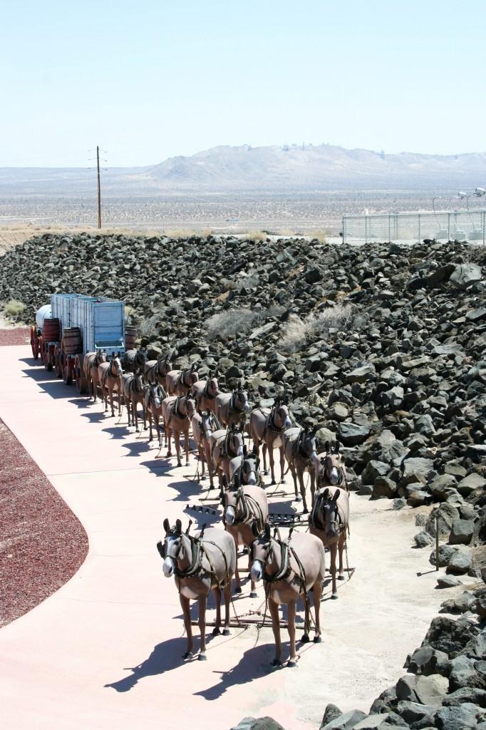 Twenty Mule Team Borax Museum