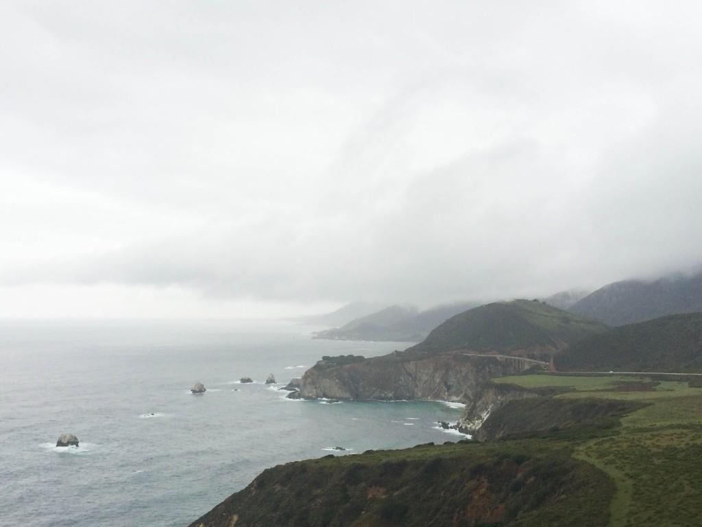 Big Sur Pacific Coast Highway
