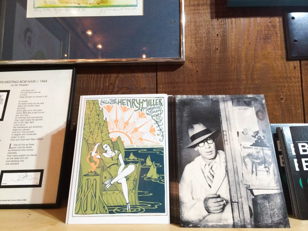 Henry Miller Memorial Library