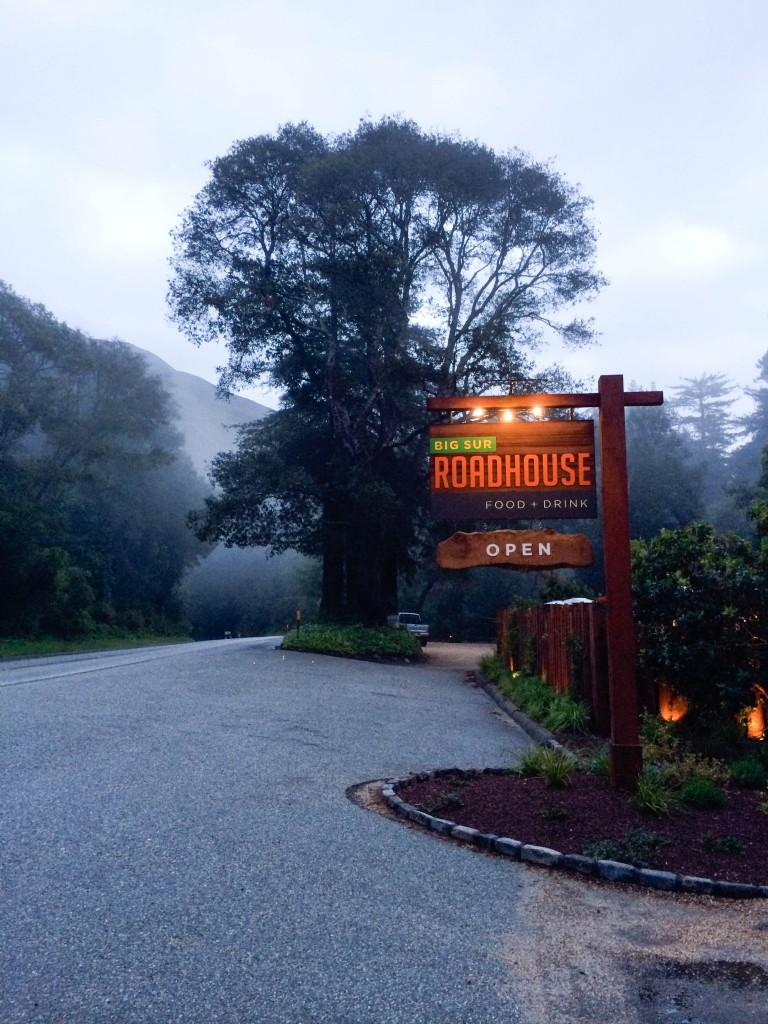The Roadhouse Big Sur