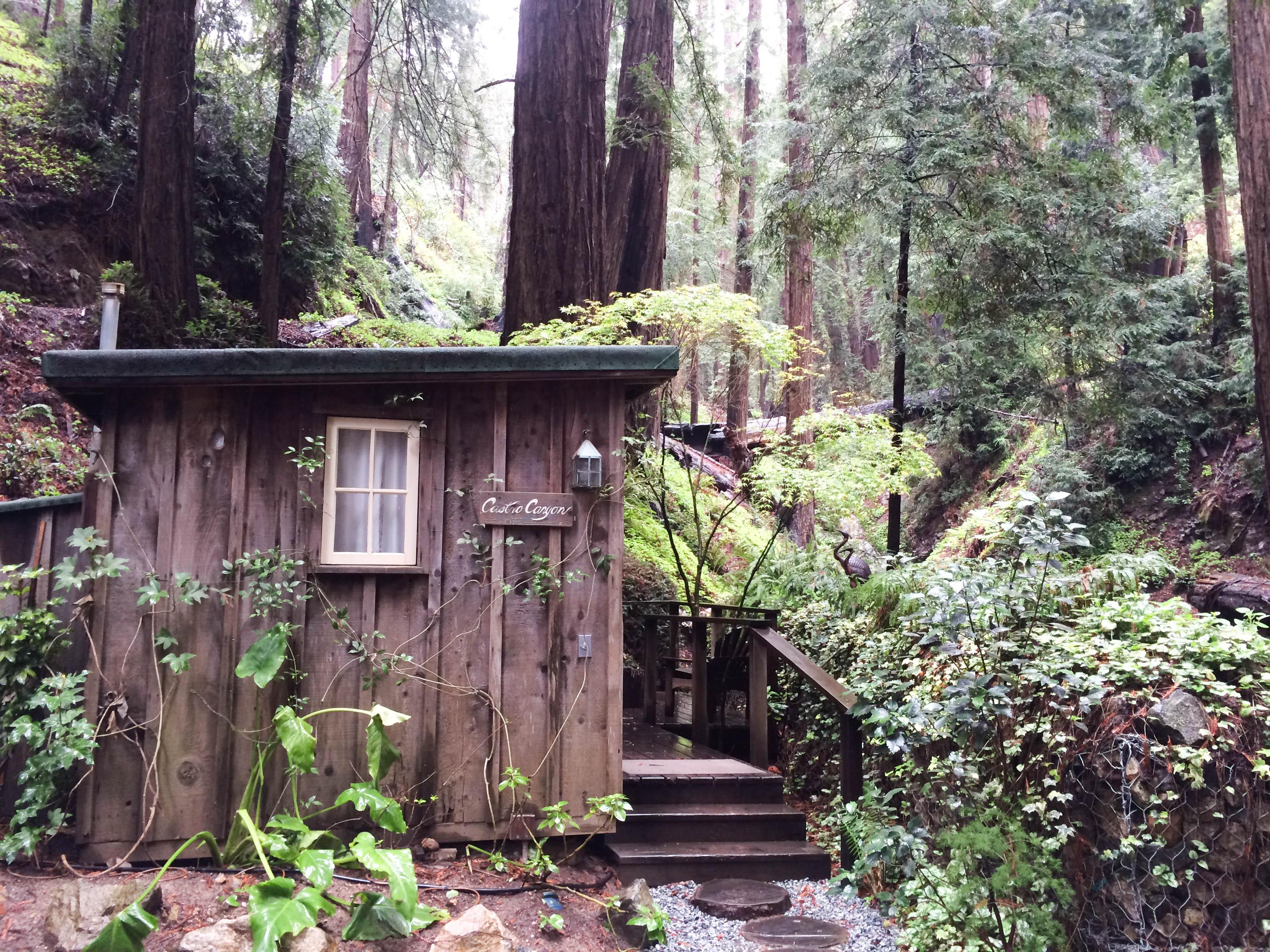 ... Big Sur Inn Deetjans Castro Cabin ...