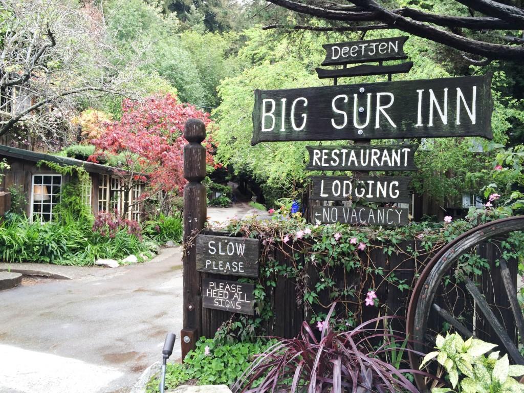 Deetjans Big Sur Inn