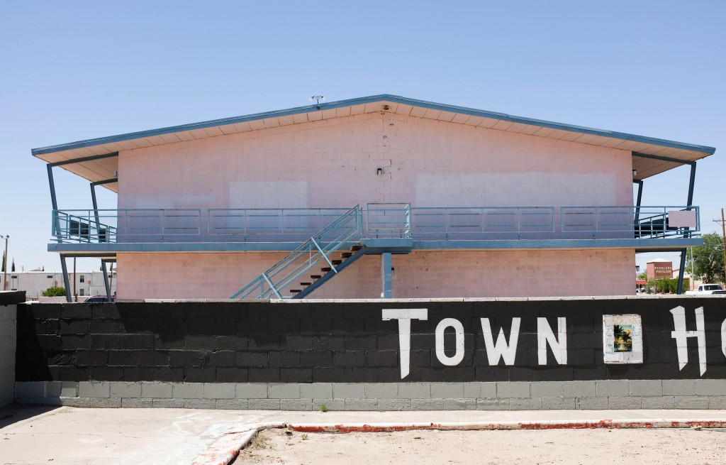Town House Motel, Las Cruces