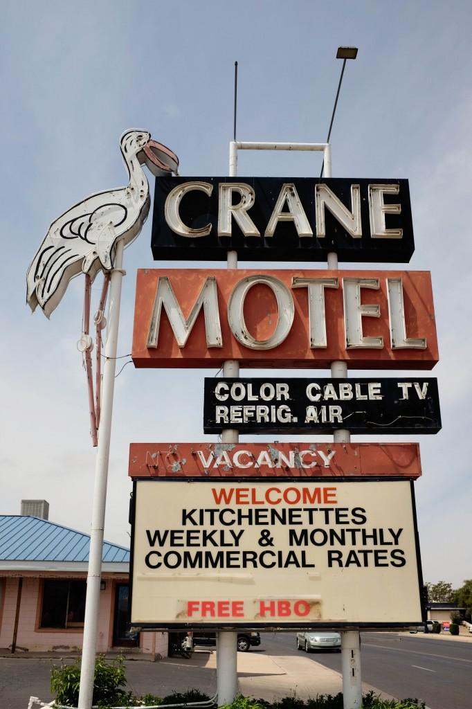 Crane Motel, Roswell, NM