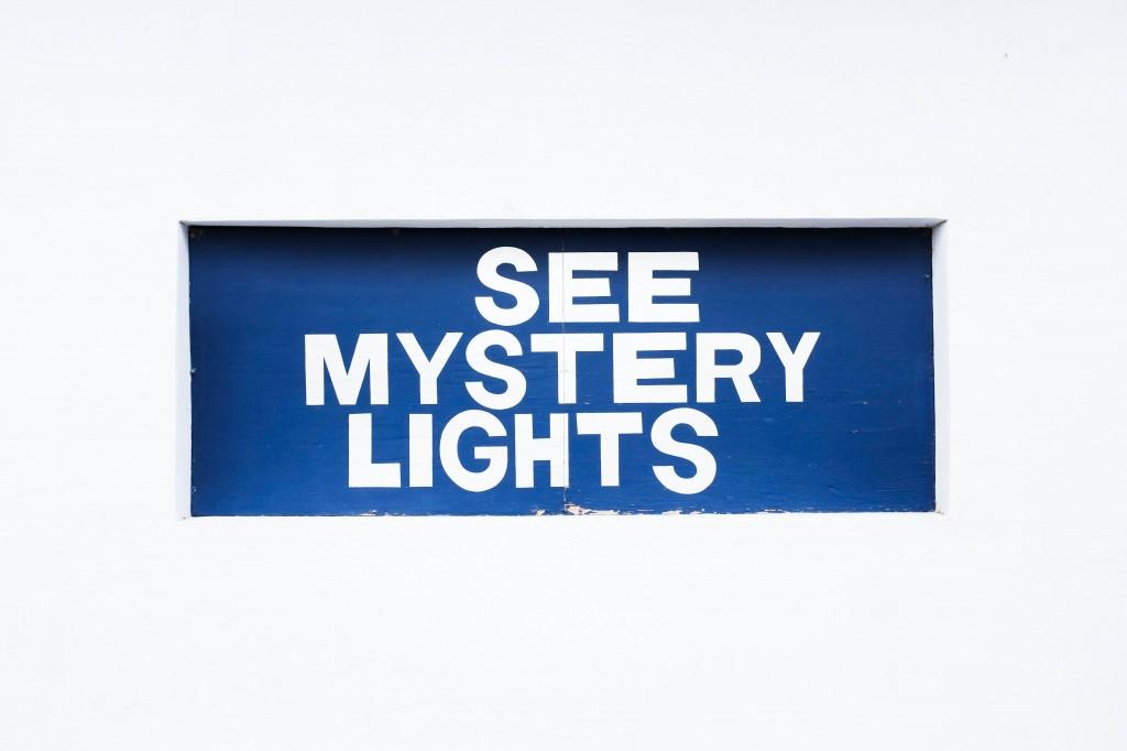 Marfa Mystery Lights