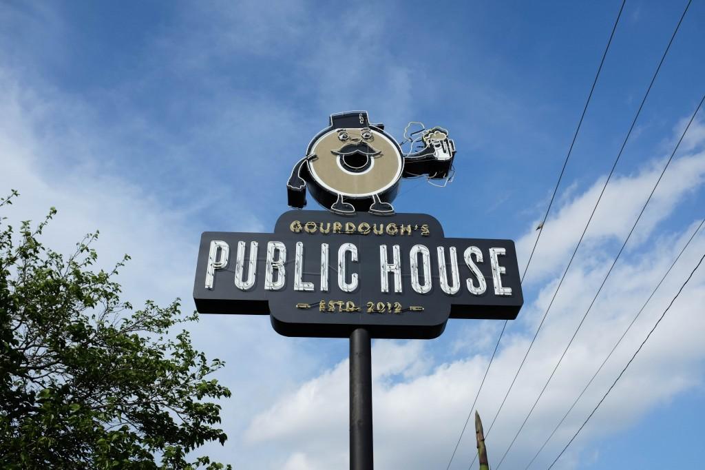Gourdough's Public House