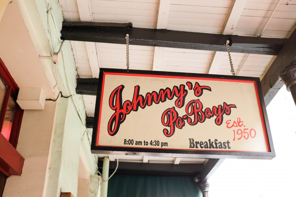 Johnnys PoBoys New Orleans