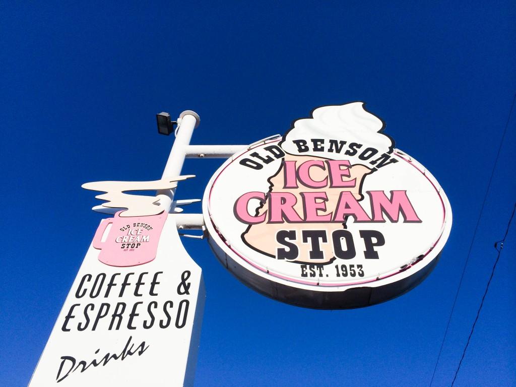 Benson's Ice Cream
