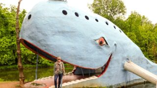Catoosa Blue Whale