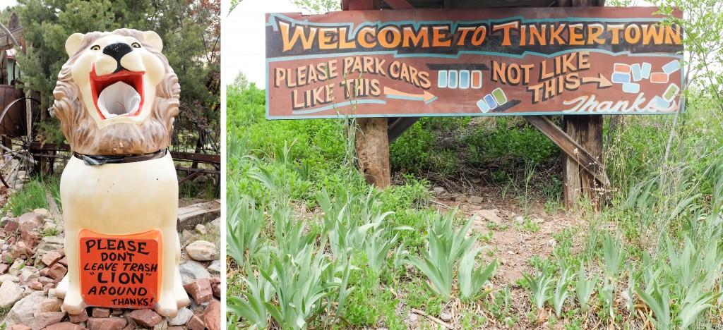 Santa Fe Tinkertown Route 66