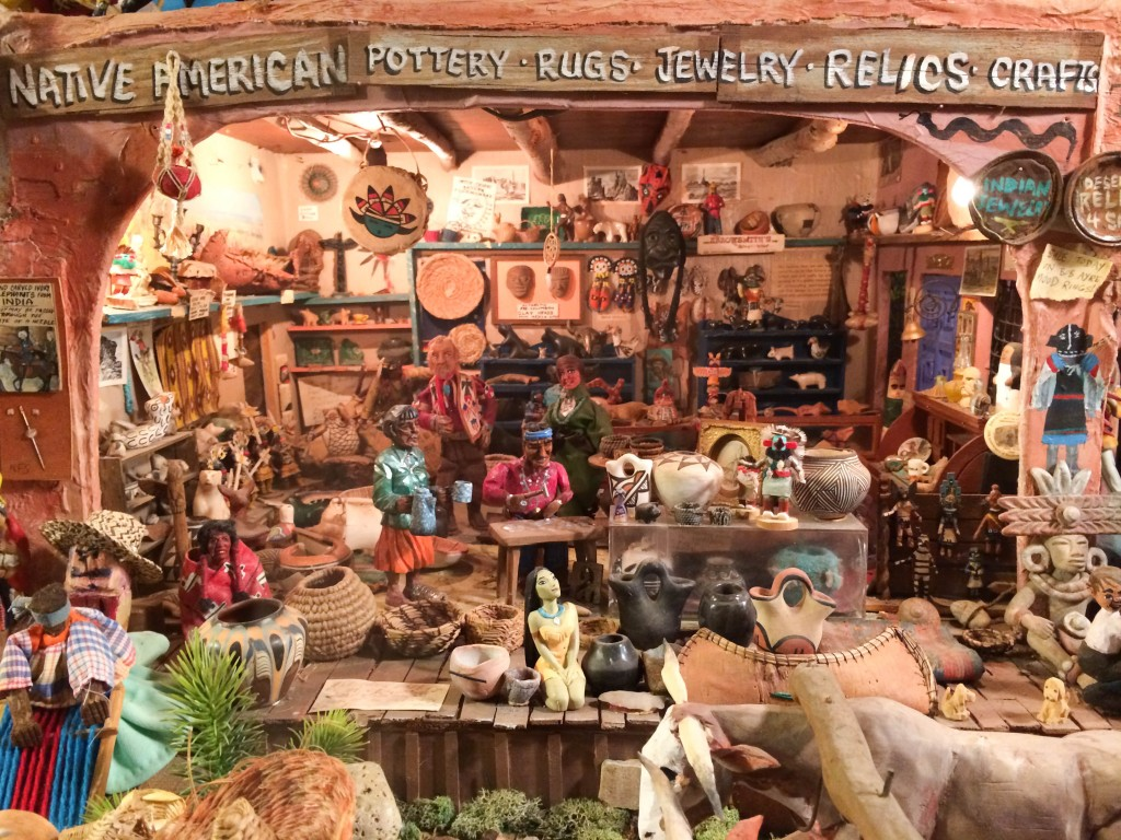 Santa Fe Tinkertown Route 66