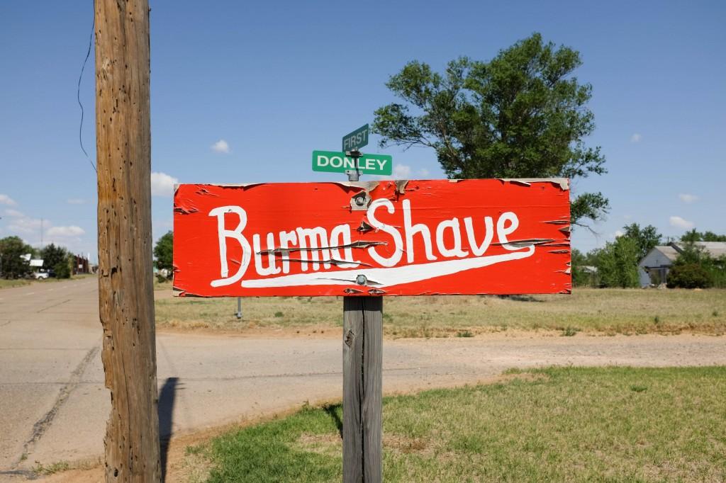 Shamrock Amarillo Route 66 - Legal Miss Sunshine