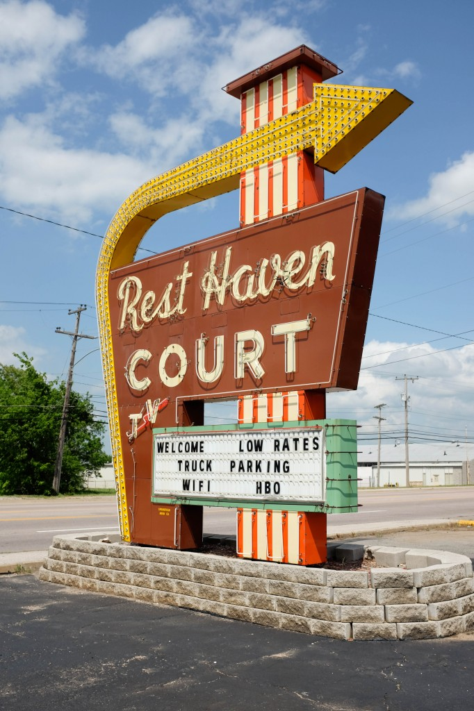 Springfield Route 66 Rest Haven Court