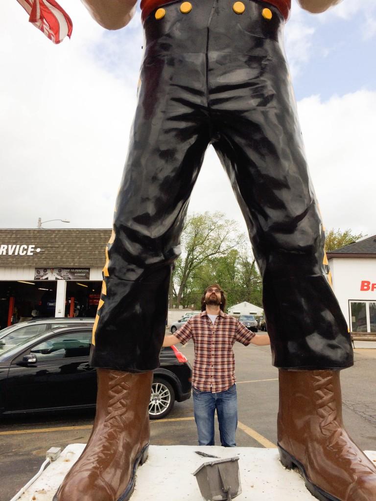 Springfield St Louis Route 66 Lauterbach Giant