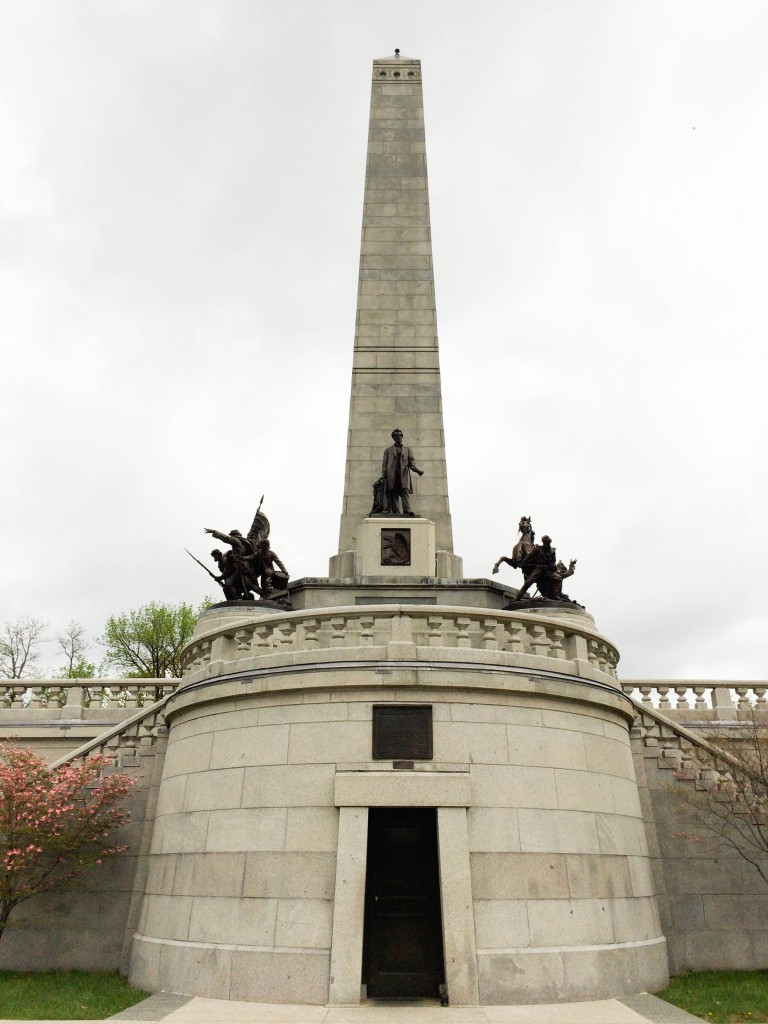 Springfield St Louis Route 66 Lincolns Tomb