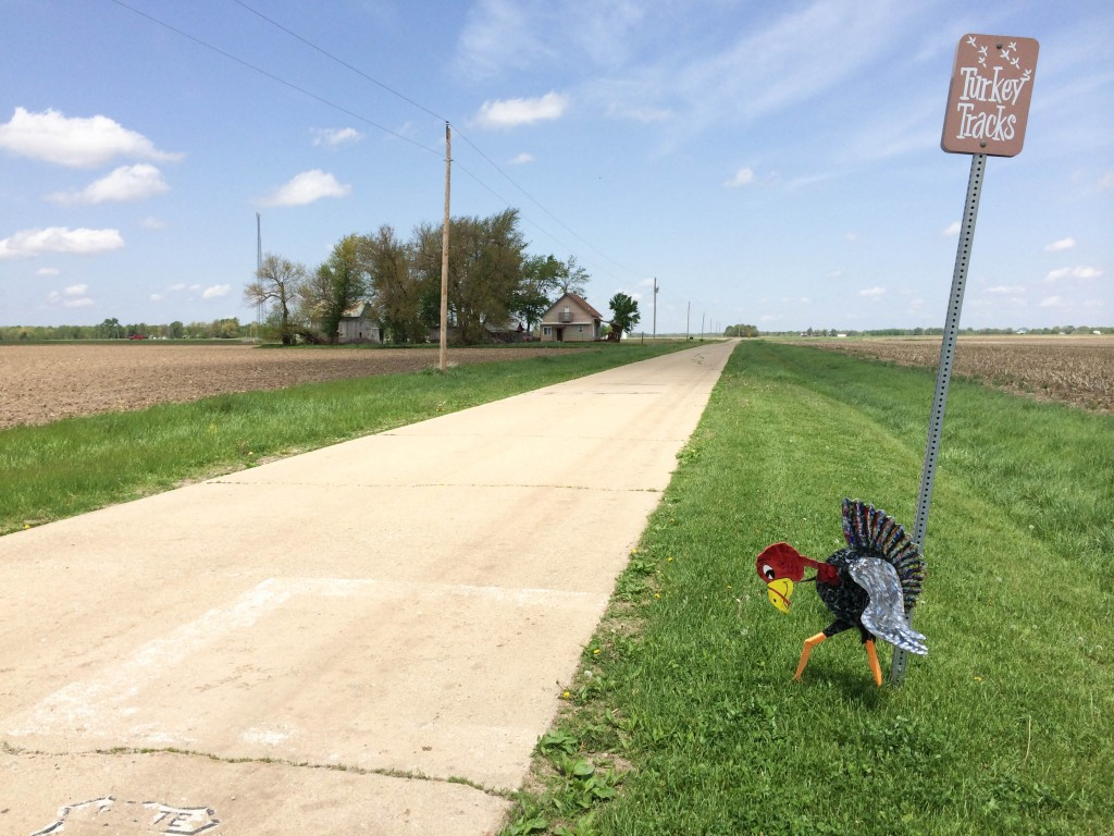 Springfield St Louis Route 66 Turkey Tracks