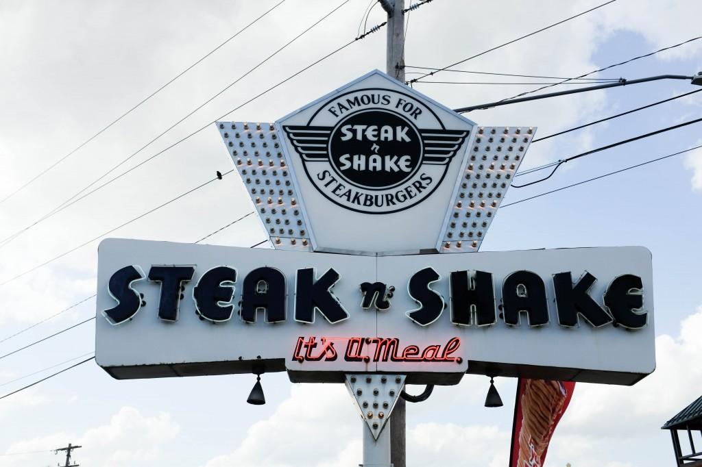Springfield Steak N Shake Route 66