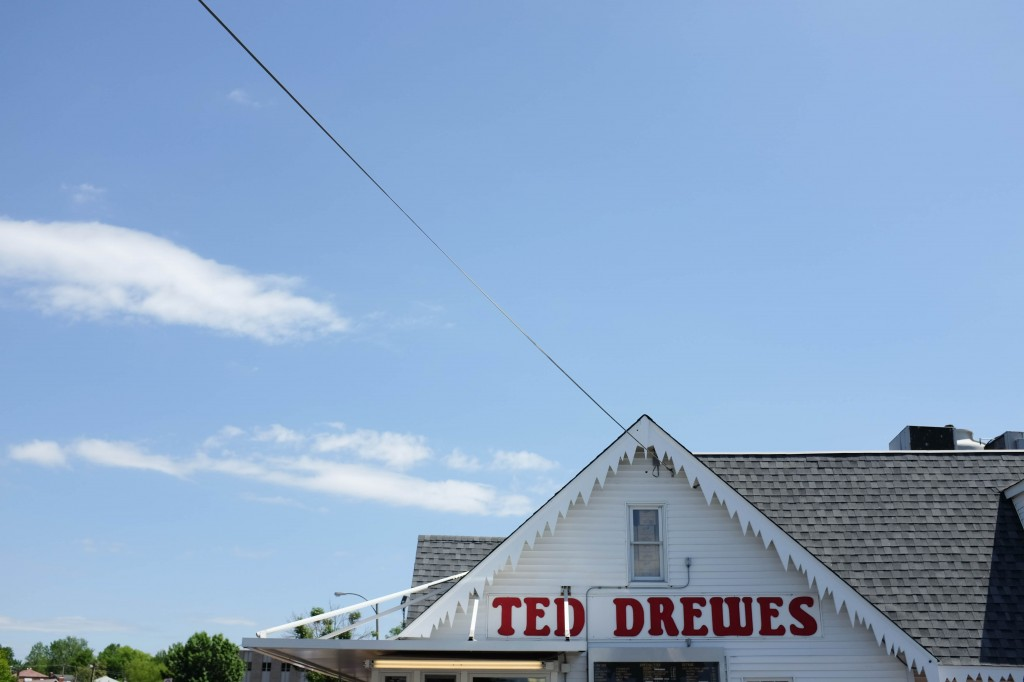 St Louis Lebanon Ted Drewes Route 66