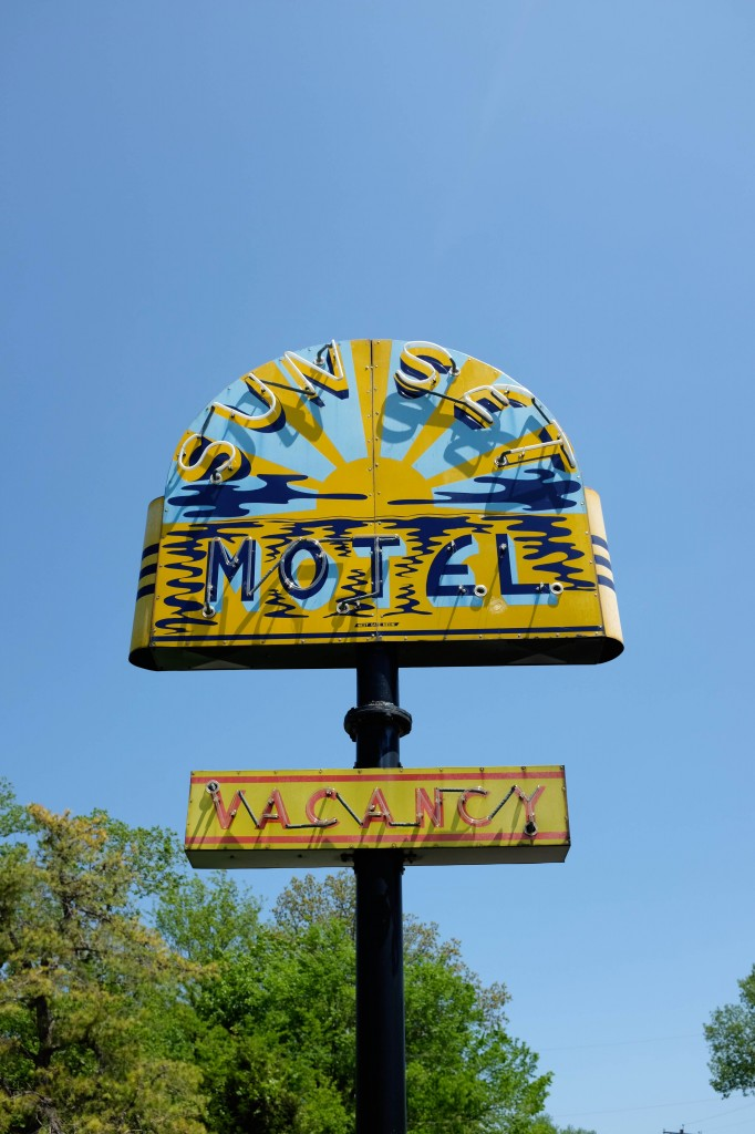 St Louis Lebanon Route 66 - Sunset Motel