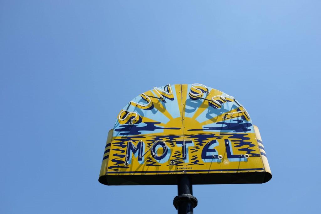 St Louis Lebanon Route 66 - Sunset Motel