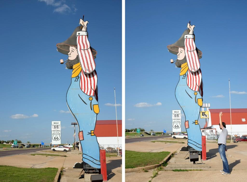 St Louis Lebanon Route 66