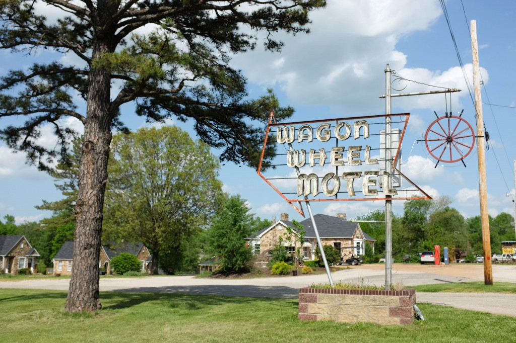 St Louis Lebanon Route 66 Wagon Wheel Motel