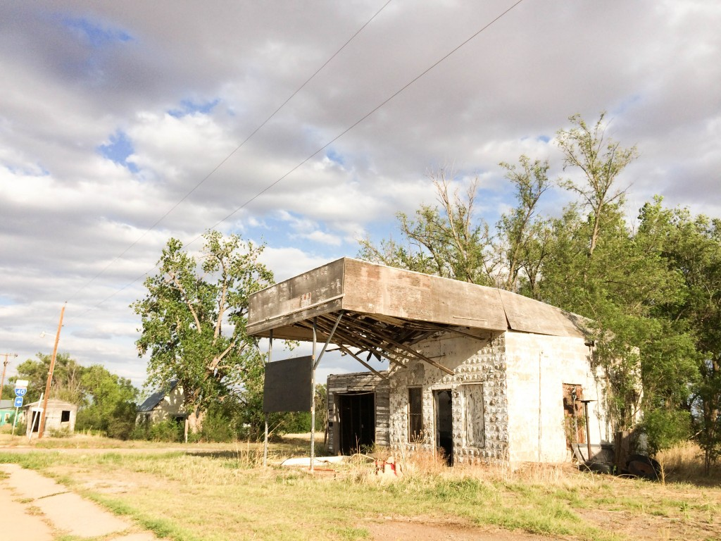 Texola Shamrock Route 66