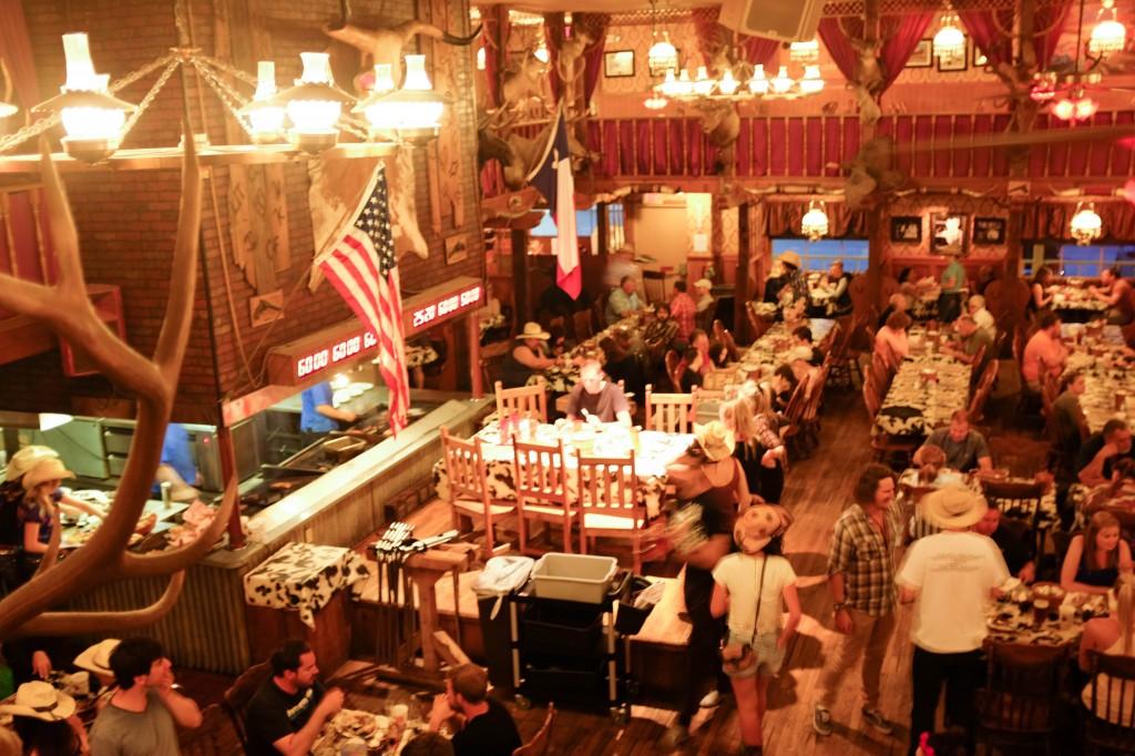 The Big Texan 72oz Steak Amarillo Route 66