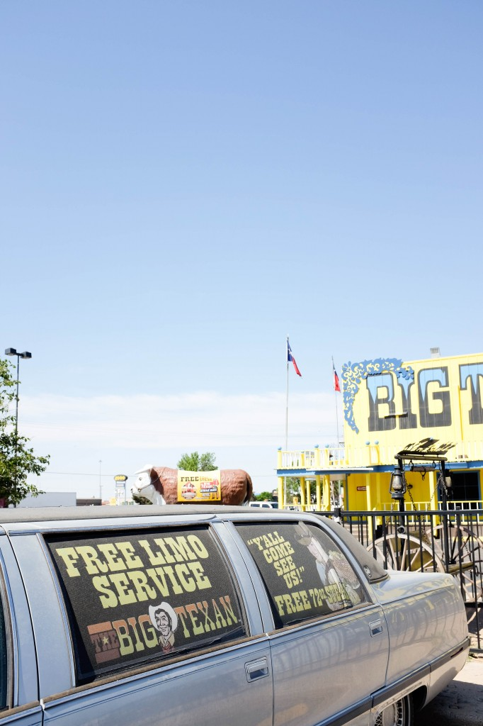 The Big Texan Amarillo Route 66