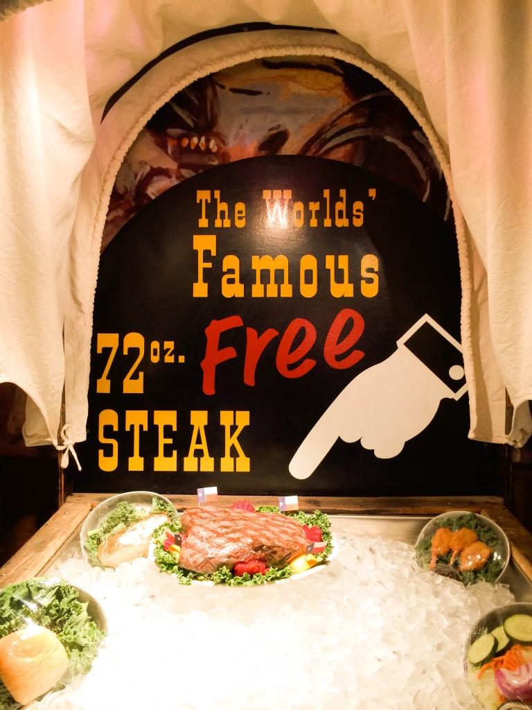 The Big Texan Steak House Amarillo Route 66