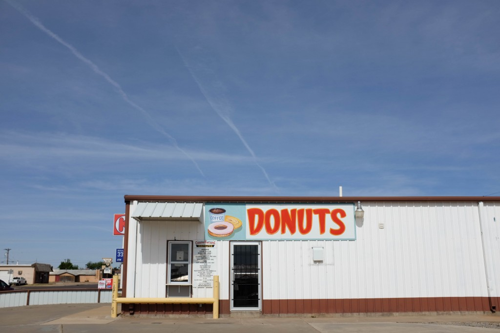 Tucumcari Donuts Route 66