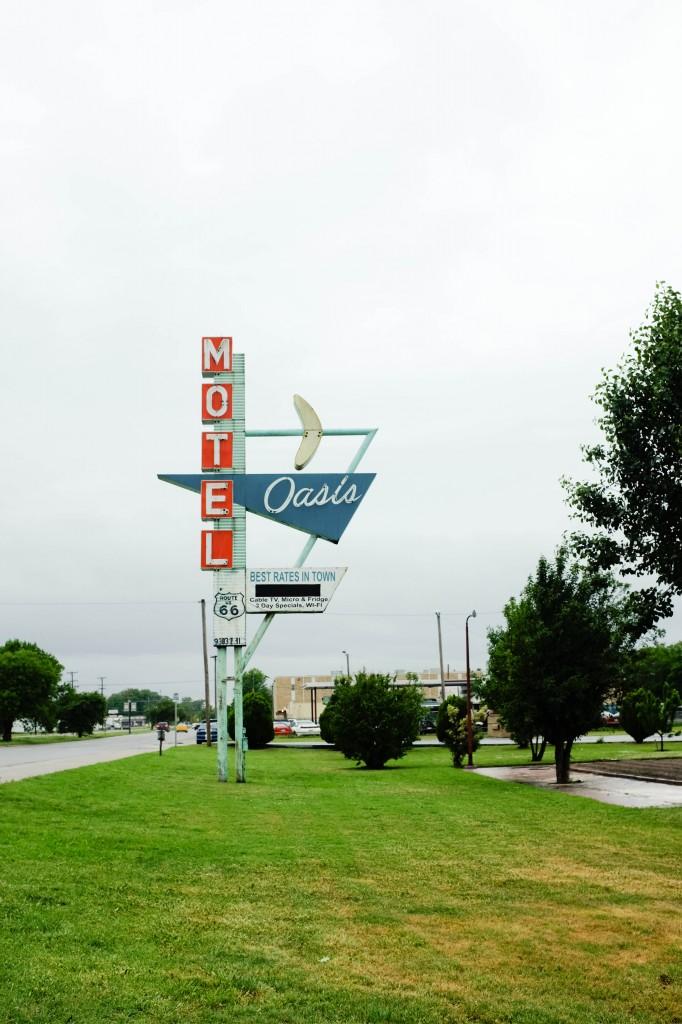 Tulsa Oklahoma City Route 66