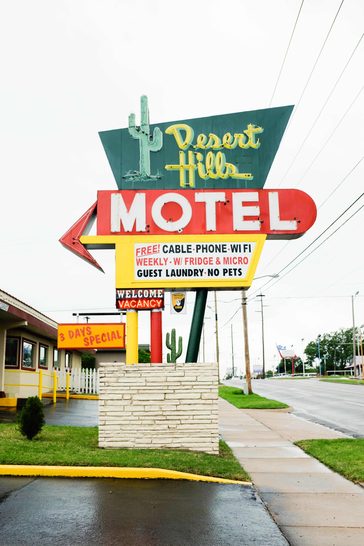 Route 66 clothing store oklahoma city