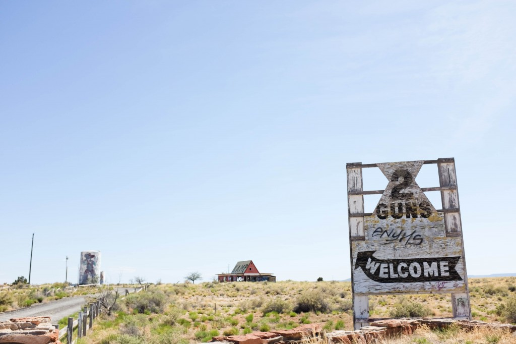 2 Guns Trading Post Route 66