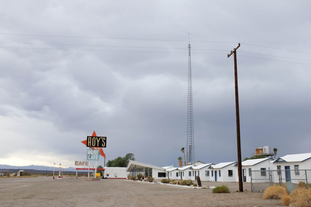 Amboy Route 66