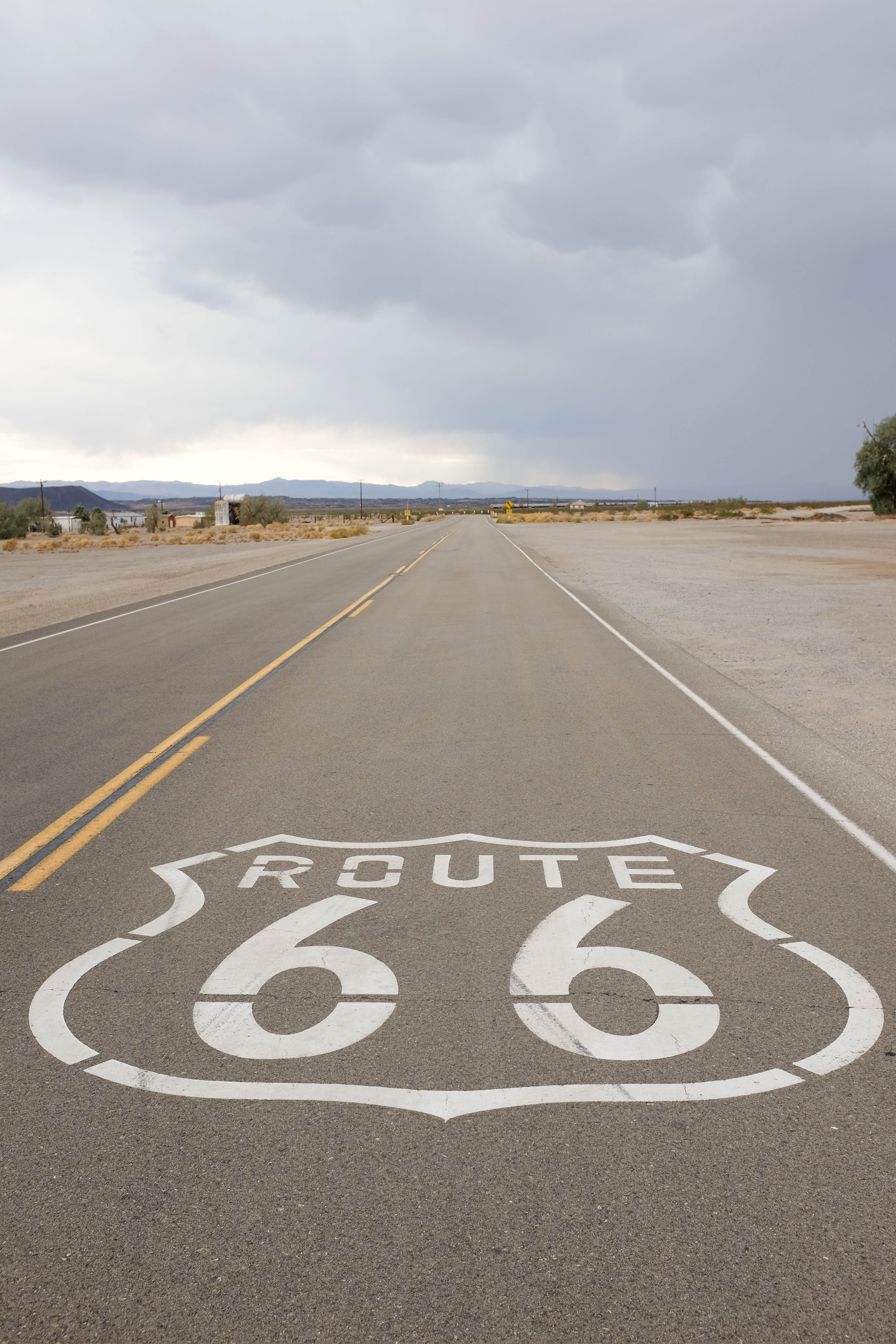 Route 66 By The Numbers