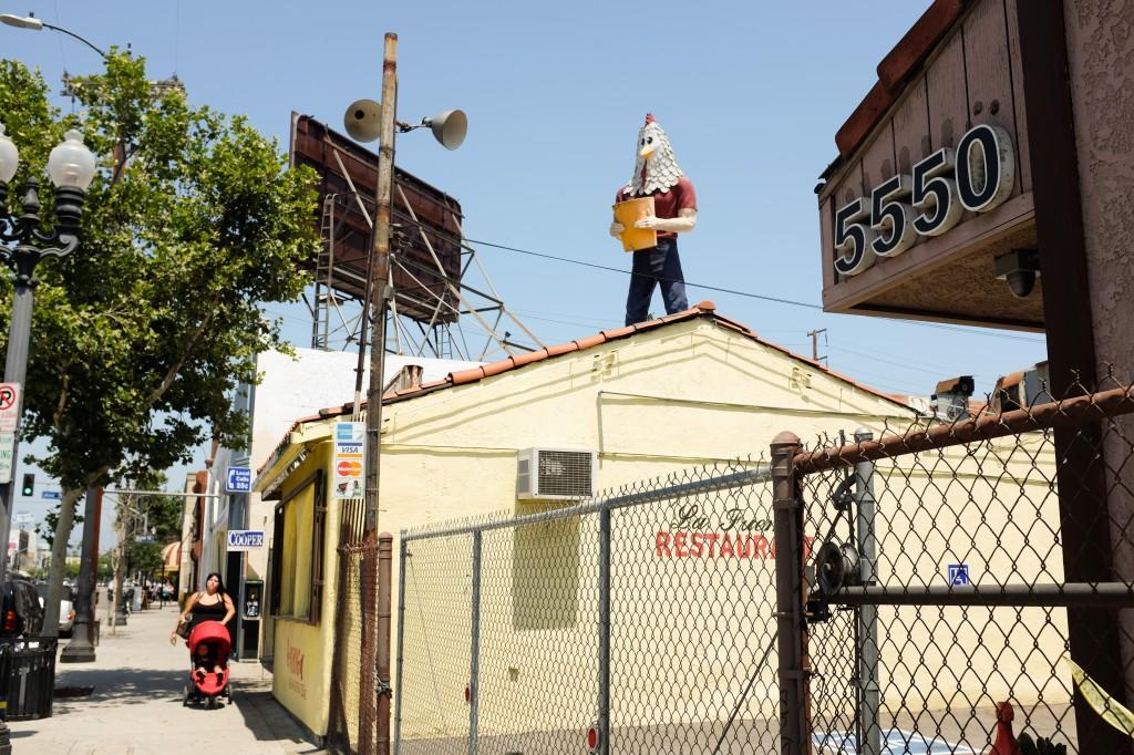 Chicken Boy Route 66
