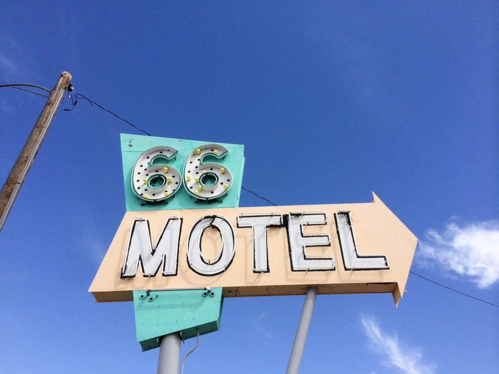 Kingman Rialto Route 66