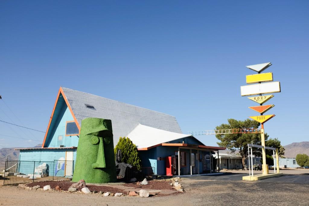Kozy Corner Trailer Park Route 66