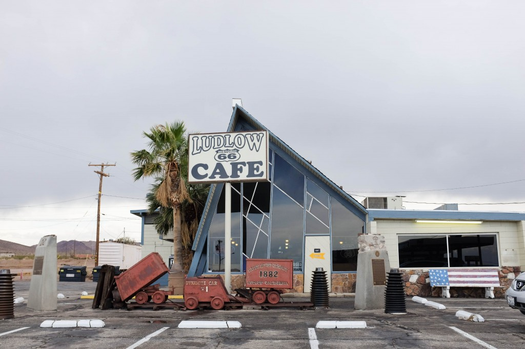Ludlow Cafe Route 66