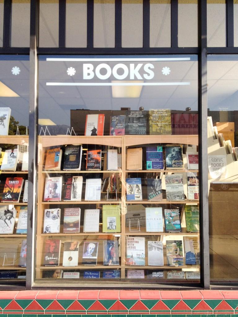 Pasadena Bookstores
