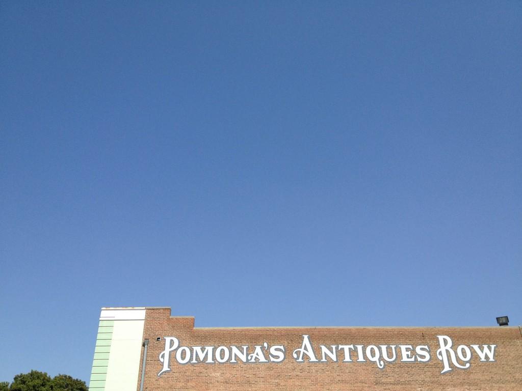 Pomona Antiques Row